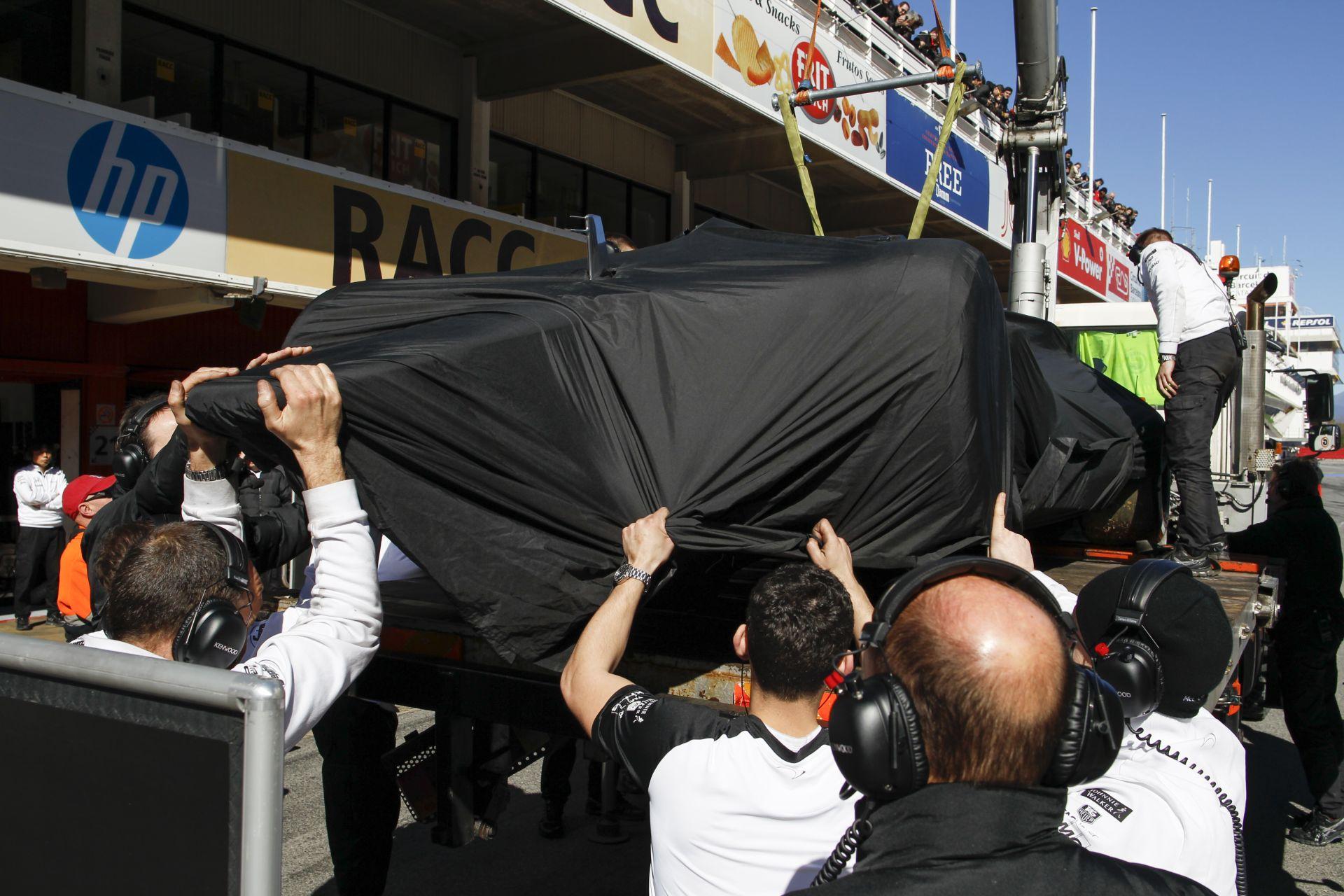 Alonso tesztbalesetét örök homály fedheti…