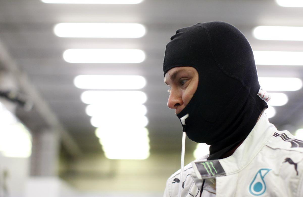 Rosberg máshogy látja a dolgokat, mint Hamilton - nincs értelme részletekkel szolgálni