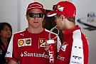 Raikkönen: A Ferrari velem és Vettellel sem kivételez!