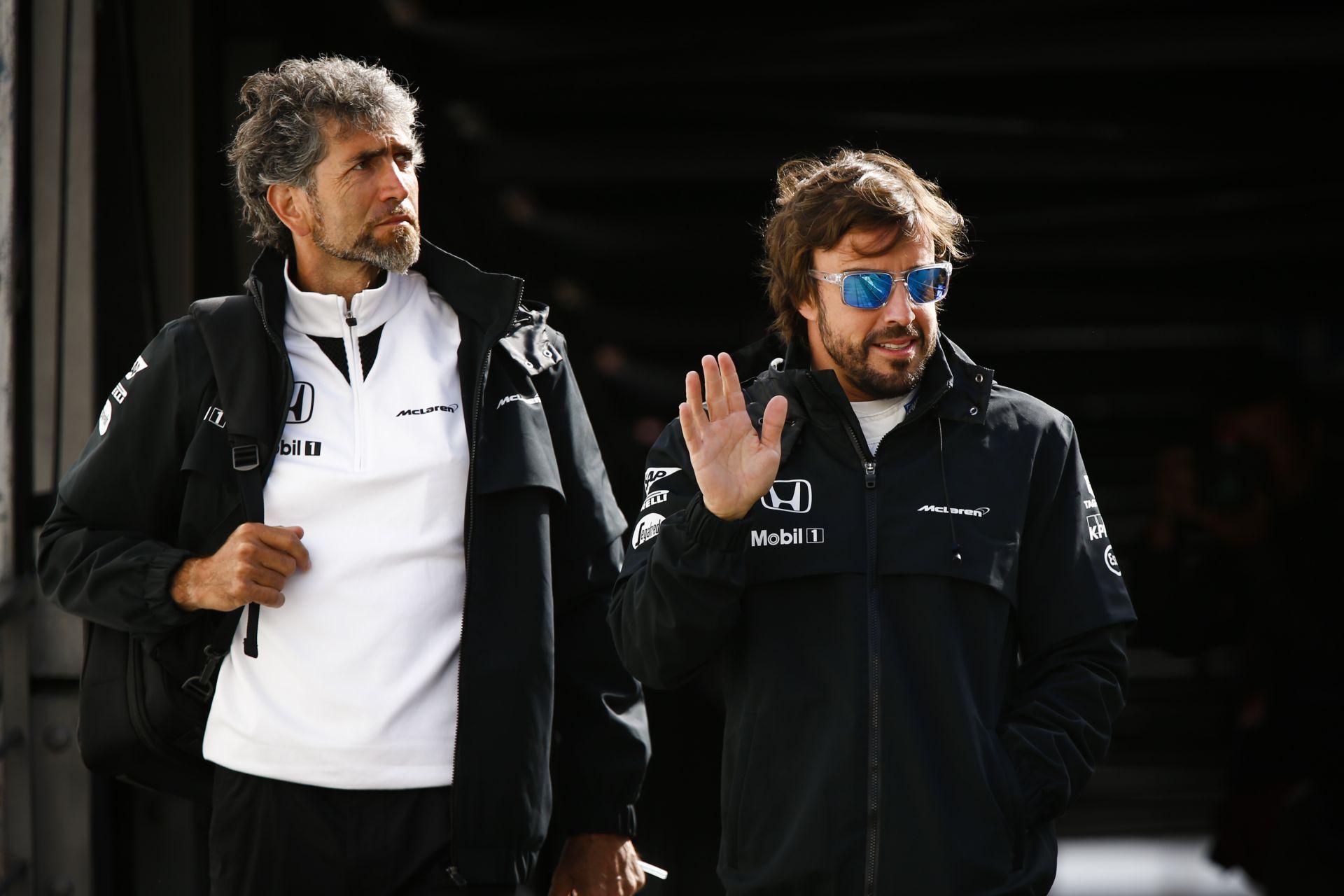 Alonso csodára készül a McLaren-Hondával Monacóban