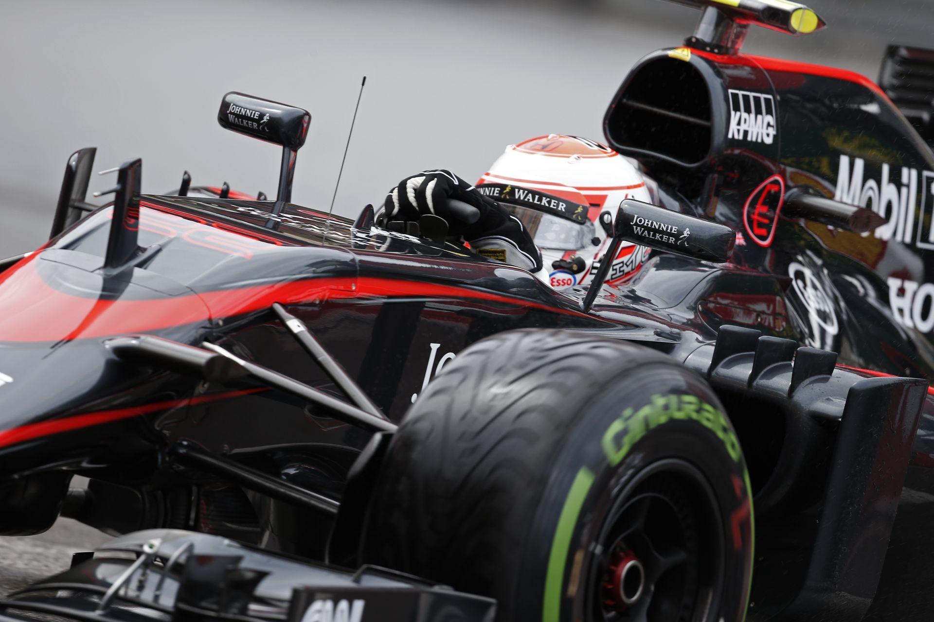 Buttonnak még mindig izzad a tenyere a McLaren-Honda miatt