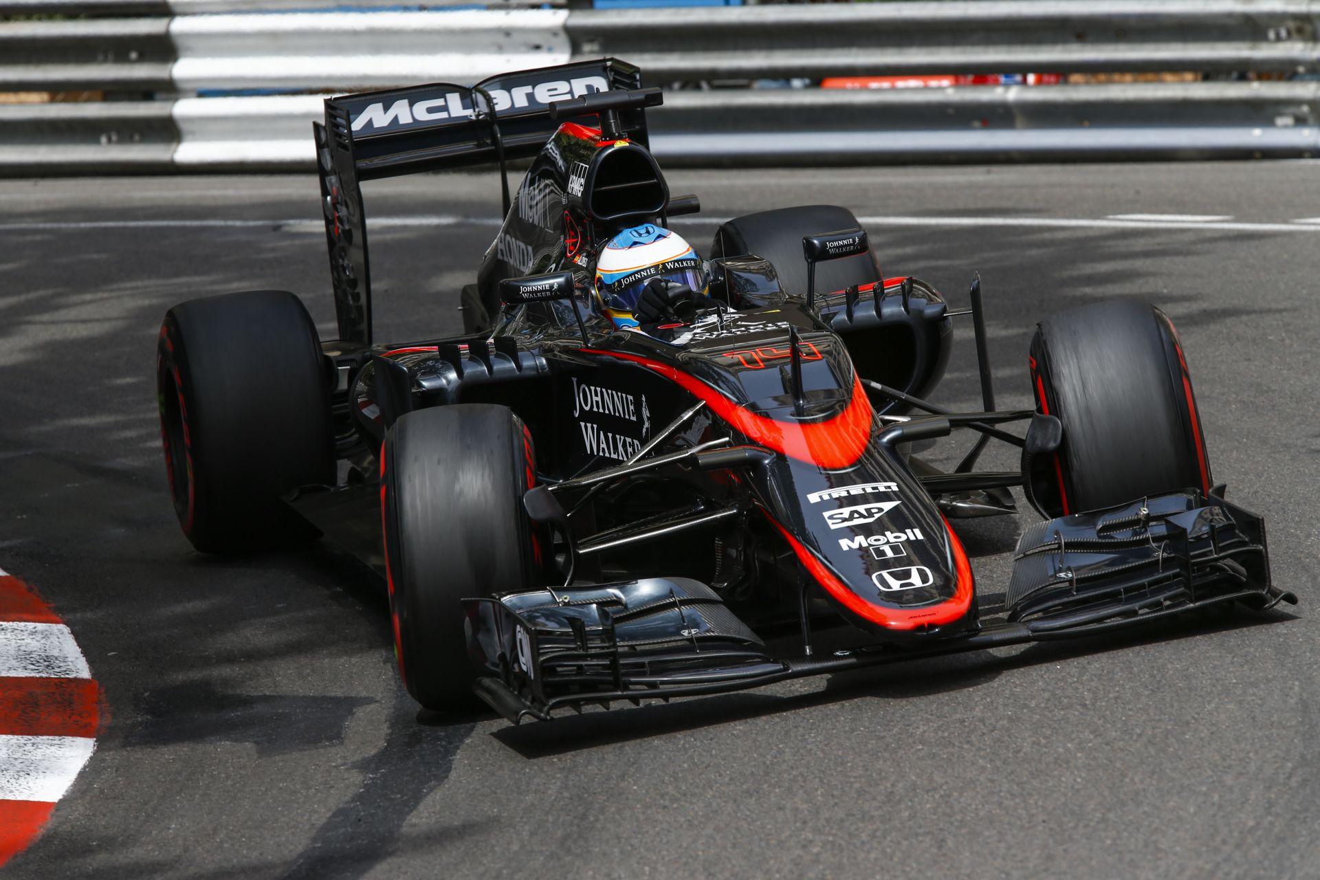 """Máris """"harangoznak"""" McLaren-Hondánál: Jöhet az 5. motor"""