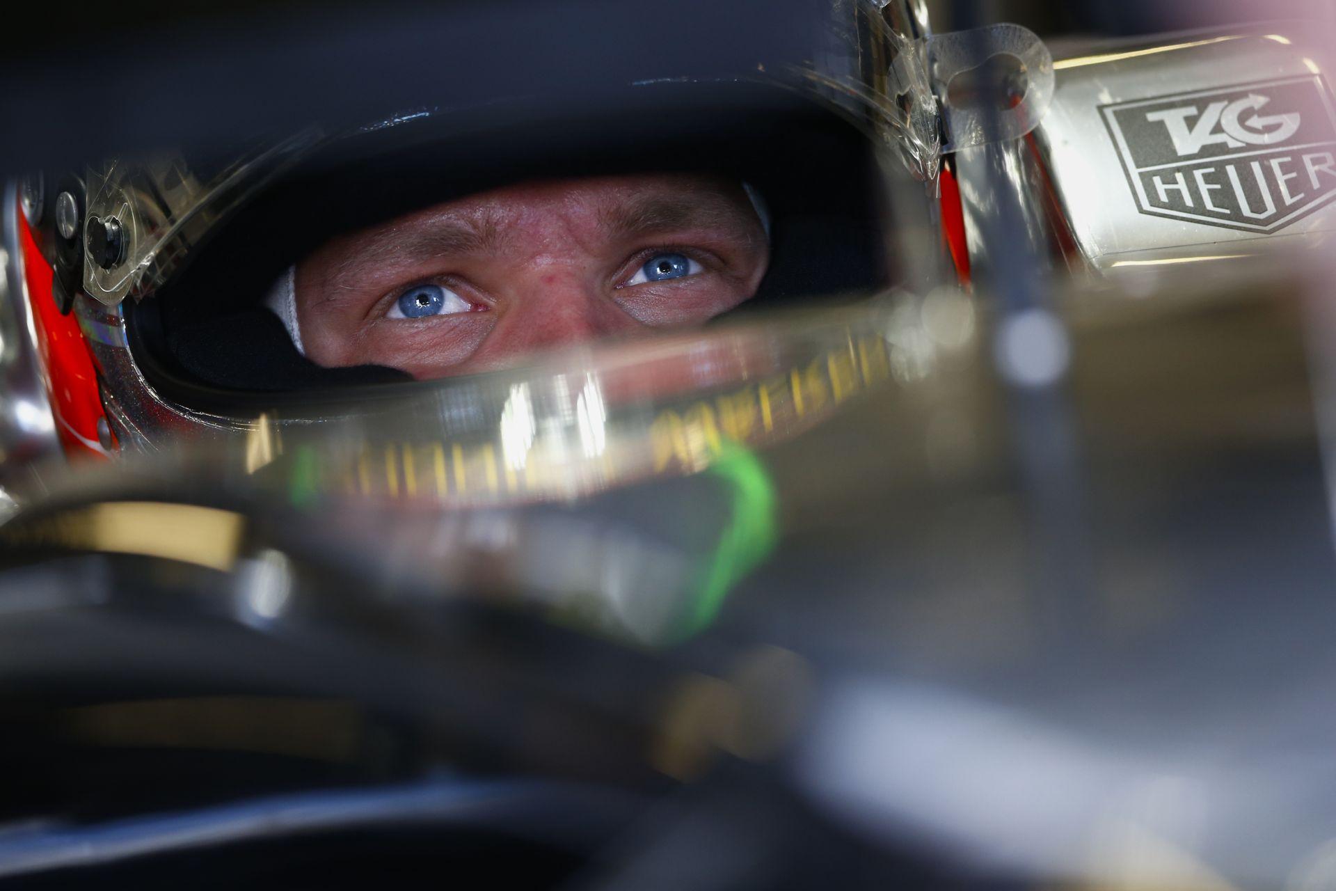 Magnussen az új kedvenc a McLarennél? Érik Button távozása