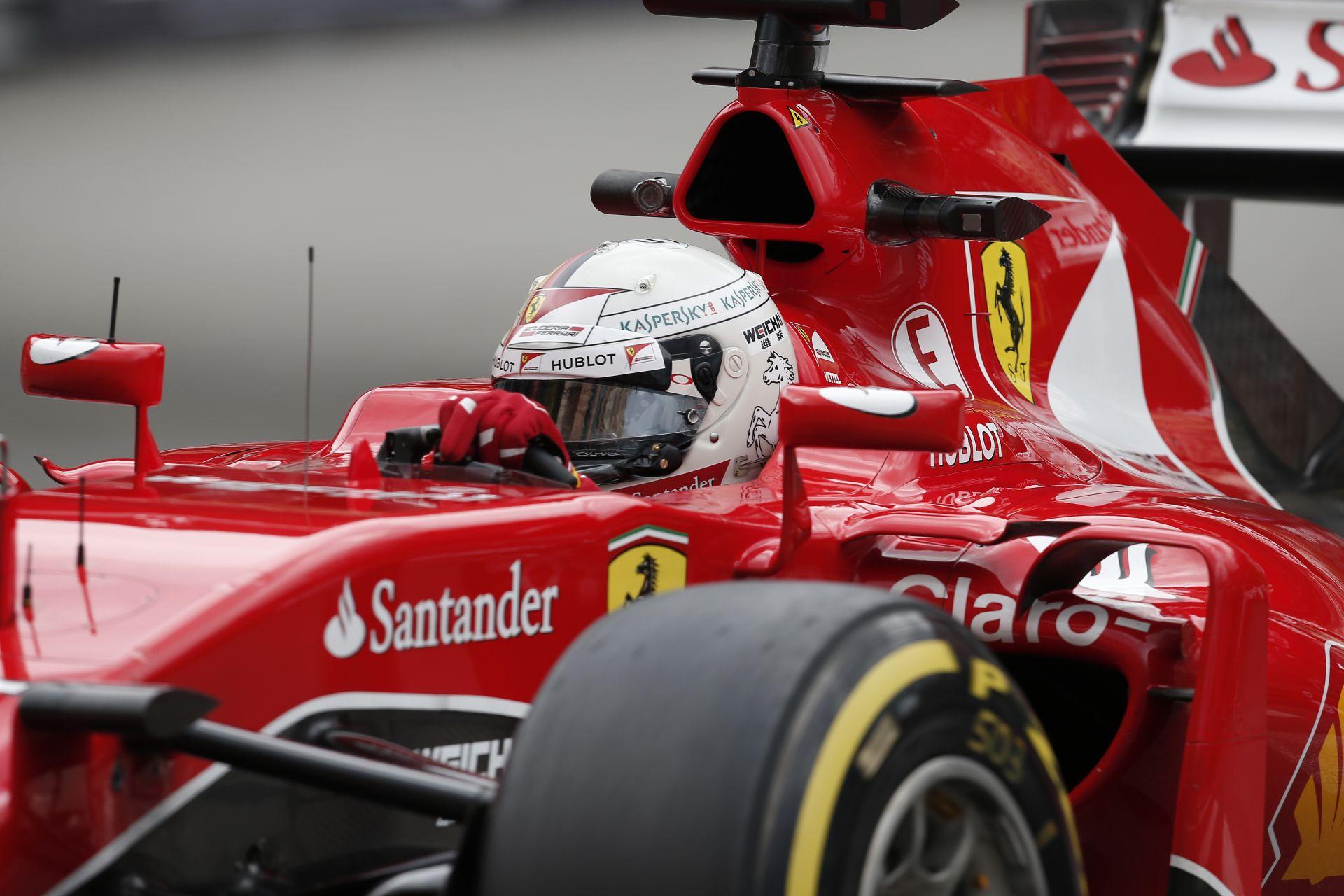Vettel iszonyatosan boldog és még trollkodott is Monacóban