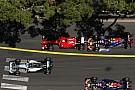 Vettel kis híján kiesett a startnál Monacóban