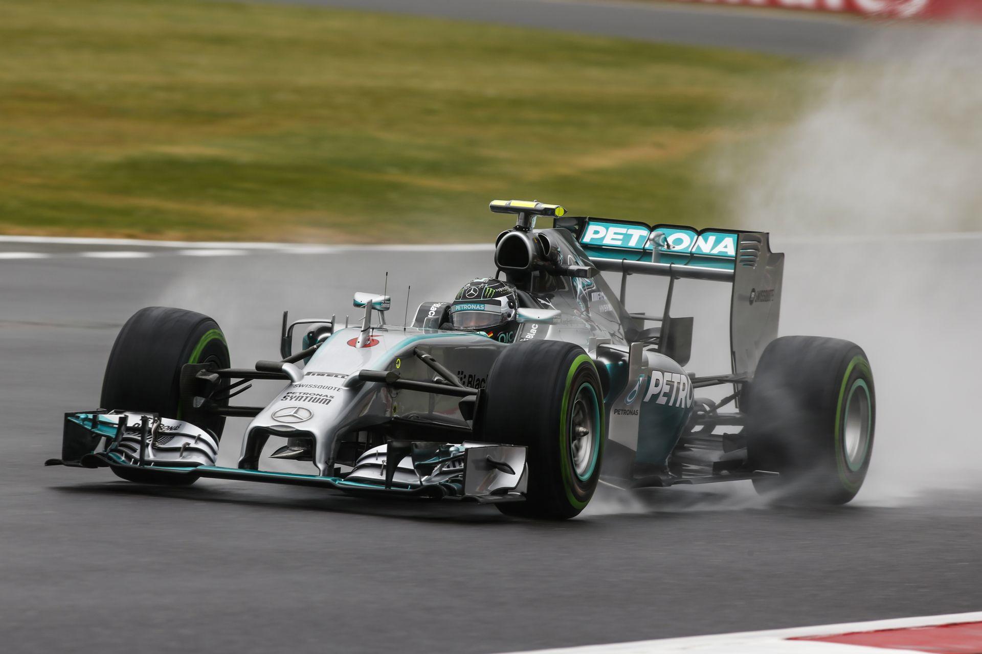 A Mercedes nem remeg meg az FIA döntése miatt, mivel már rég felkészült rá