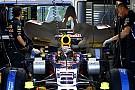 A Red Bull gondja továbbra is a Renault, és Vettel szerint a frissítések sem váltak be