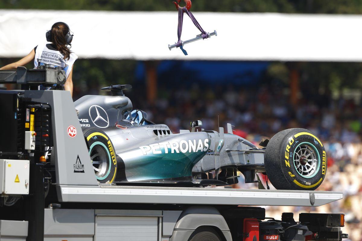 A Brembo várja a Mercedes telemetriaadatait: utána érkezik a pontos és korrekt infó