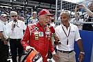 Lauda bocsánatot kért a Ferraritól, melynek csapatfőnöke nem kommentálja a dolgot