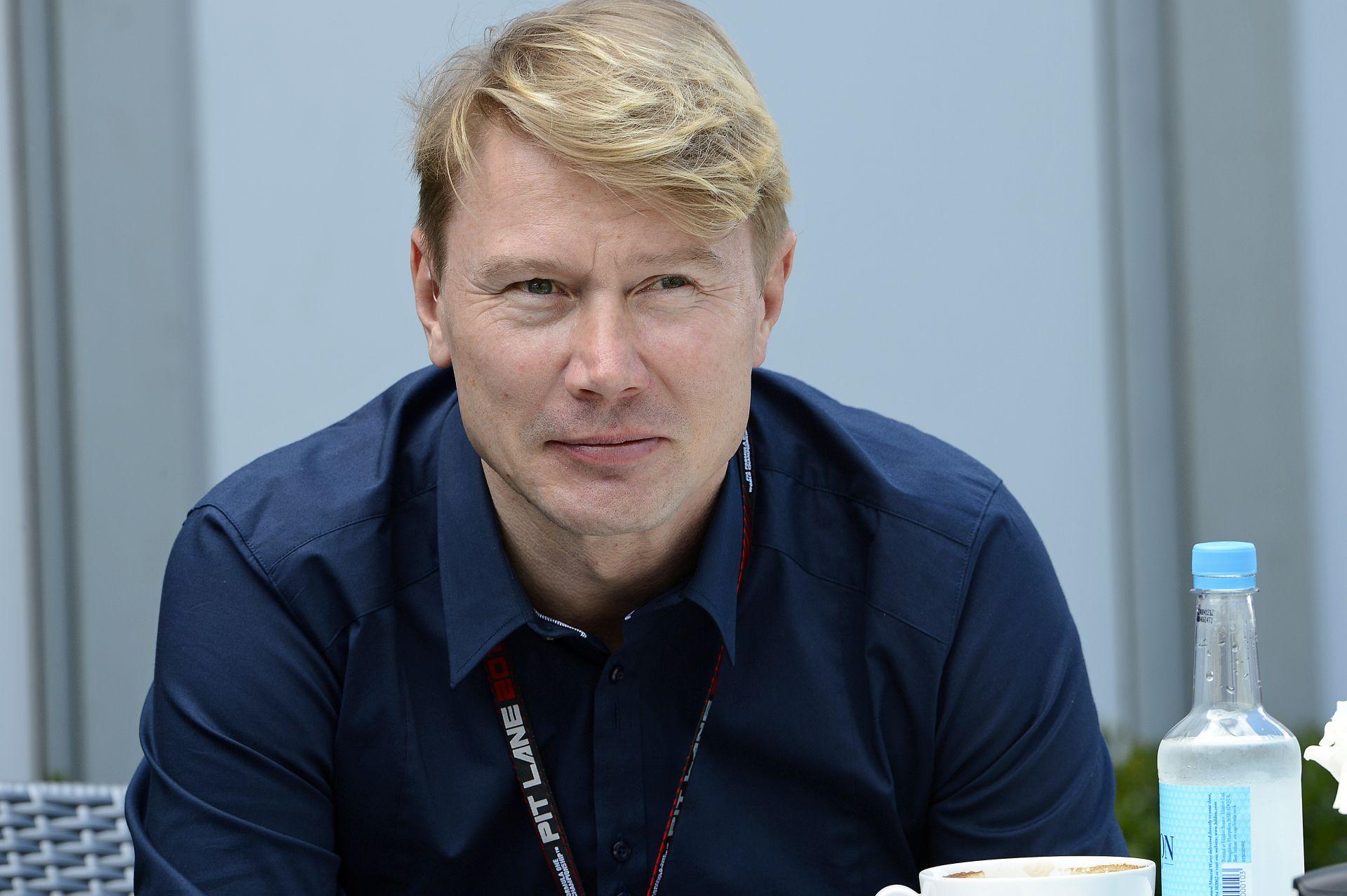 Hakkinen: Én Massa helyében adtam volna egy kis helyet Magnussennek