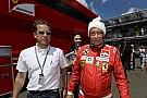 Ferrari nem haragszik Laudára a s*arozás miatt