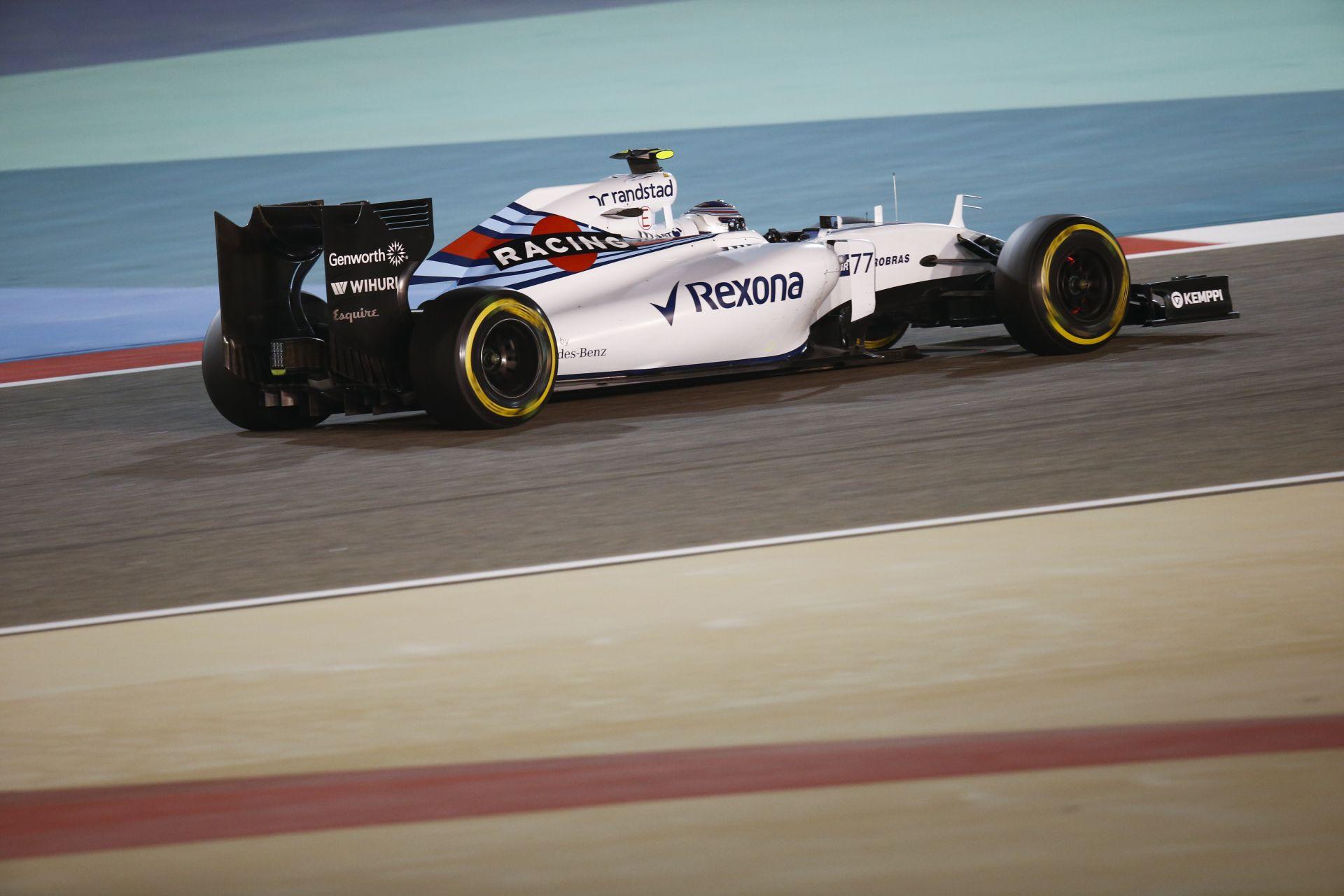 A Williams legalább az egyik Ferrarit legyőzné Bahreinben és felállna a dobogóra
