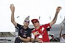 Raikkönen Vs. Vettel a Magyar Nagydíjon: Nincs barátság