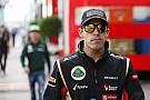 Lotus: Maldonado szenvedésre számít Kanadában