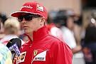 Raikkönen egyre kényelmesebben érzi magát a Ferrariban