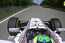 Kanadai Nagydíj 2014: Massa munkában a Williams volánja mögött