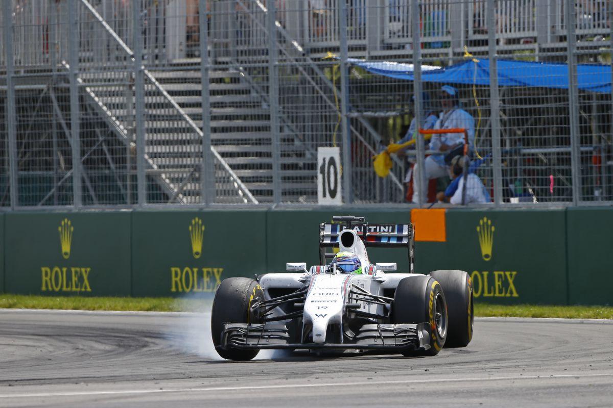 A Williams sokat bukott Kanadában: Massa szerint lehetséges volt a győzelem