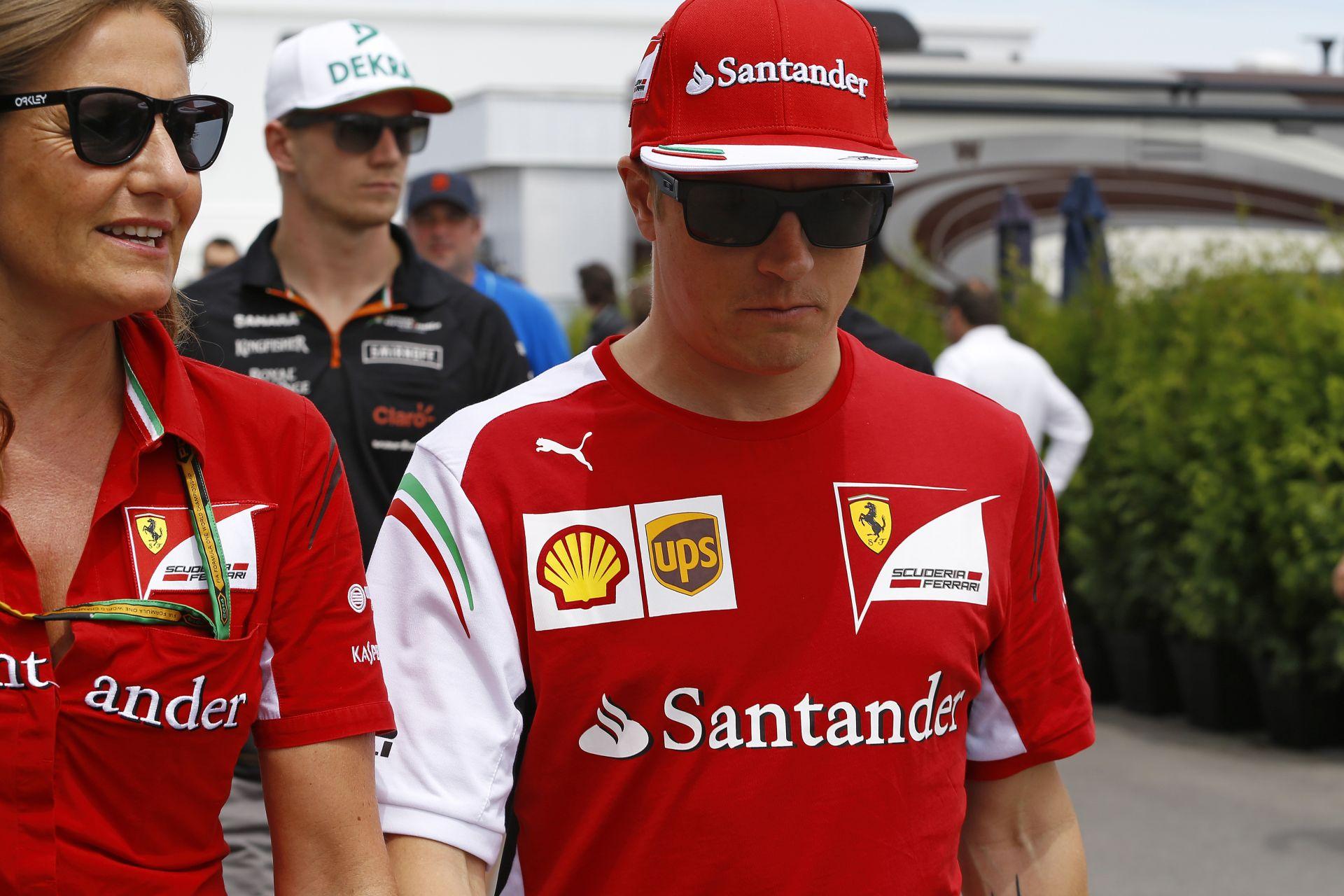 Raikkönen: Ha a Ferrarival elkezdenénk futamokat nyerni, rögtön nem unnánk annyira az F1-et