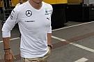 Gondok a Mercedesnél Rosberg autójában! Nullázhat a német a Red Bull Ringen