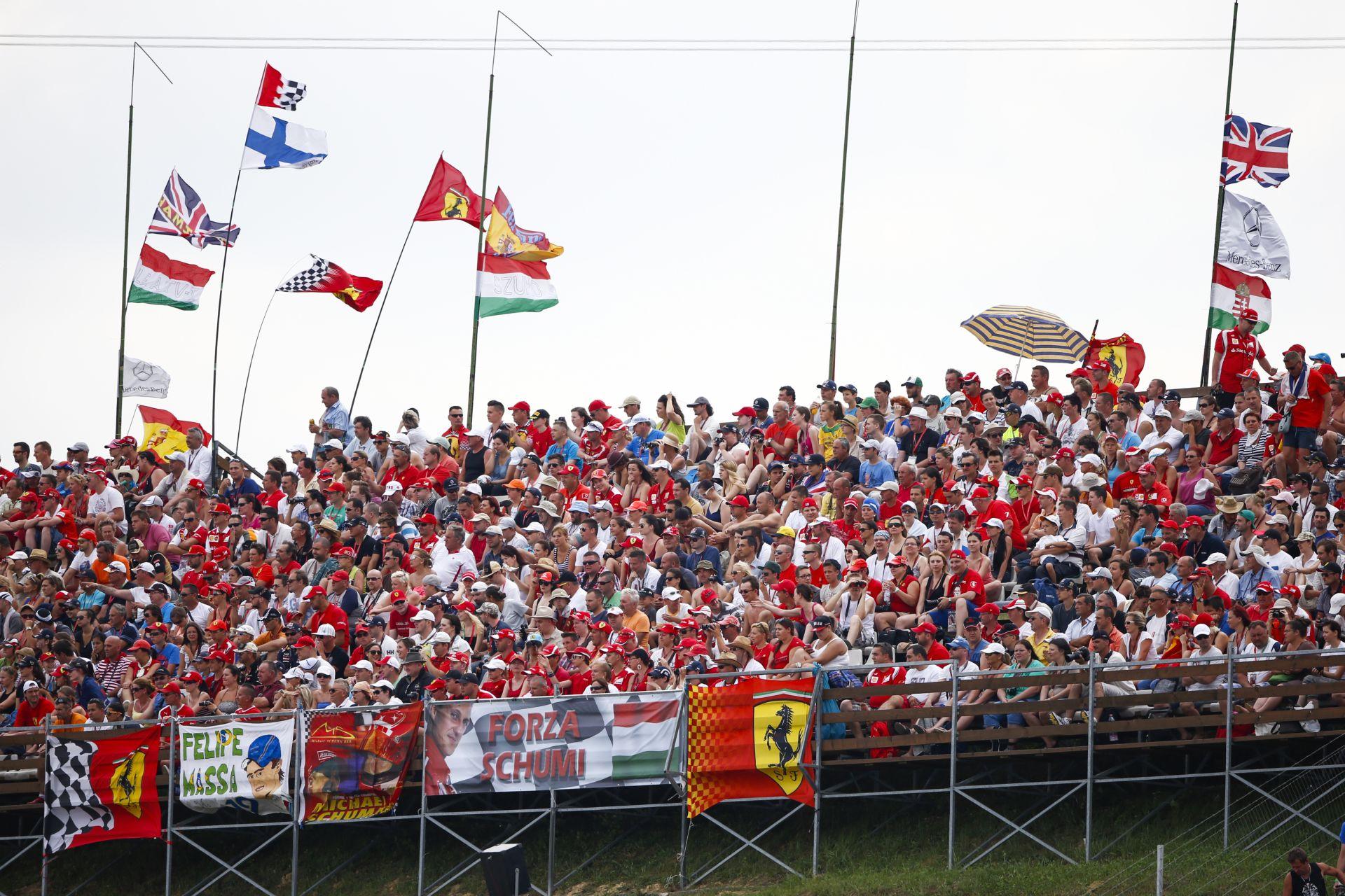Irány a Magyar Nagydíj! A Ferrari nyer a forróságban? Nézd meg a helyszínen! AKCIÓ!