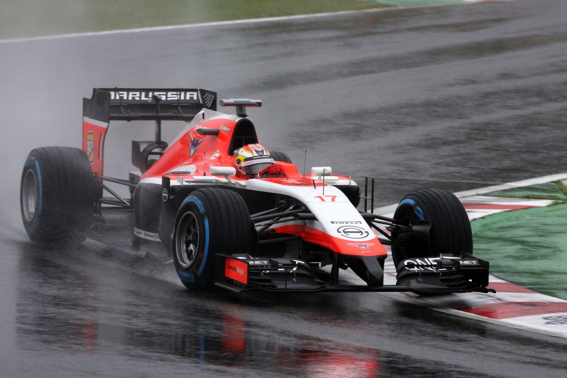 Borzasztóan nagy lehet a Manor F1 Team hátránya: Rajthoz sem tudnak állni a futamokon?