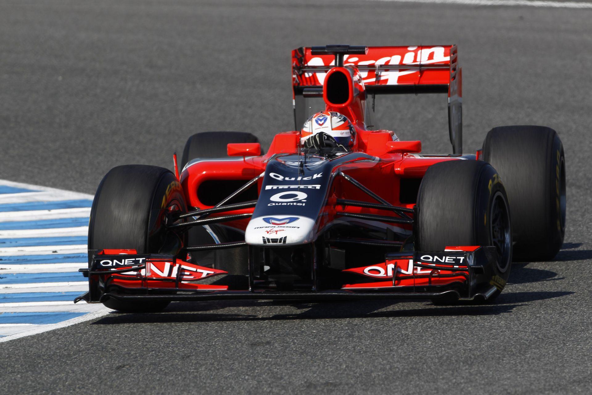 Hivatalos: A Manor F1 Team ott lesz Ausztráliában