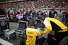 Nem veszekszik a Red Bull és a Renault - 1-2% teljesítmény az üzemanyag révén