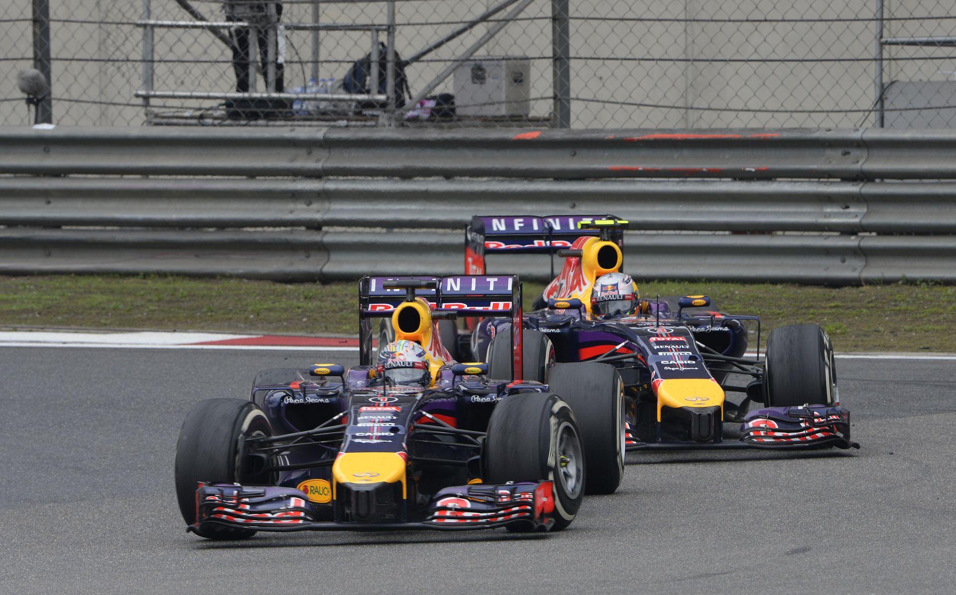 Ricciardo: A legjobb Vettel ellen akarok versenyezni!