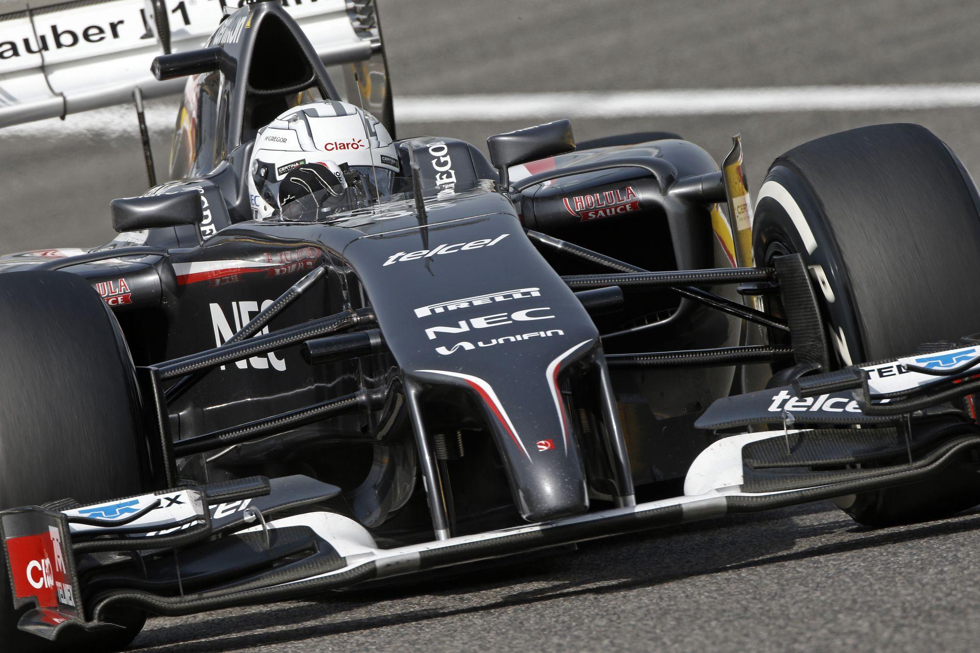 Van der Garde pert nyert a Sauber ellen, aki rajthoz állhat az Ausztrál Nagydíjon