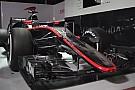 Nagyon-nagyon közelről az új McLaren-Honda