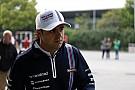 Massa nem aggódik a jövője miatt a Williamsnél