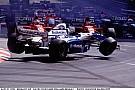 David Coulthard első emlékei Monacóból, 1995-ből: 20 mm pedálút 750 lóerőhöz