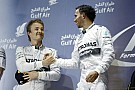 Rosberg: Hamilton is csak egy ember, erősségekkel és gyengeségekkel