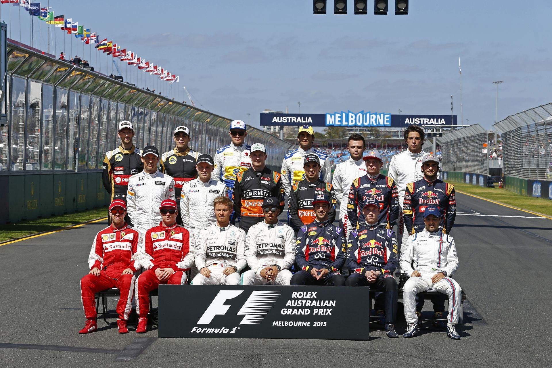 Ausztrál Nagydíj 2015: Hivatalos összefoglaló videó a versenyről