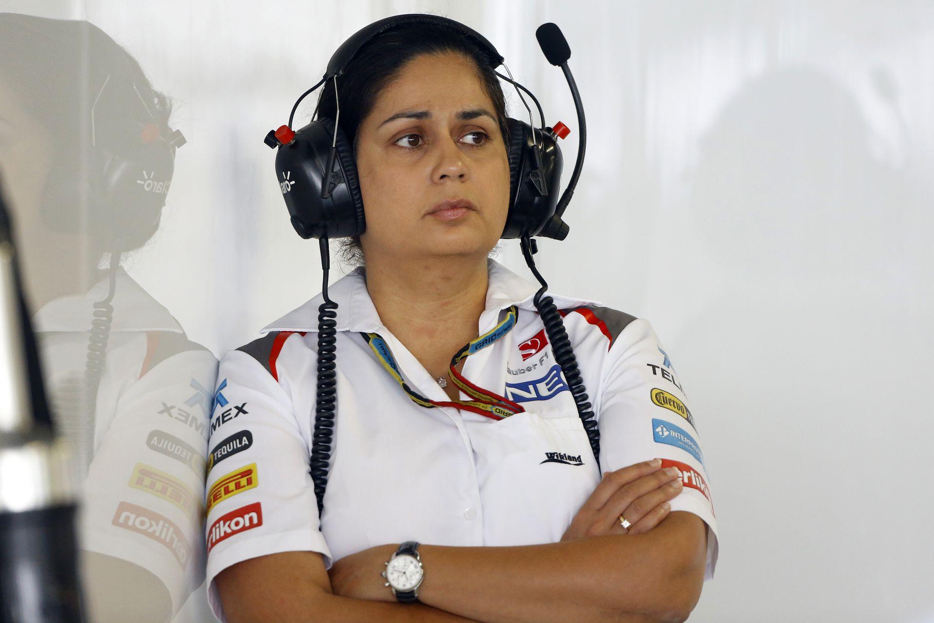 A Sauber női csapatfőnöke nagyon megijedt a börtöntől