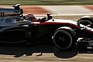 Button nem aggódik a McLaren kormánya miatt: minden rendben az adatokkal