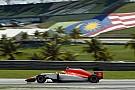 Így dobta el Merhi a Manort Malajziában