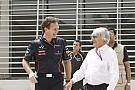 Ecclestone megerősítette, hogy a Red Bull a Forma-1-ben marad!