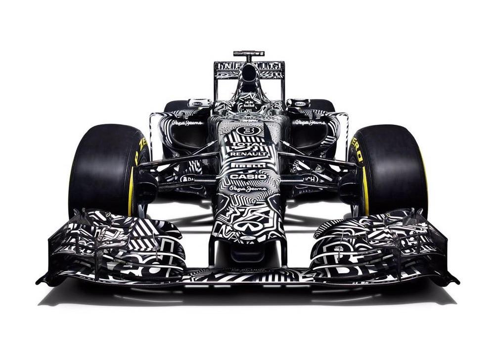 """Minden idők legdurvább festésével állt elő a Red Bull: Itt a """"sokkoló"""" RB11!"""