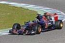 Jól kezdett az új Toro Rosso Jerezben