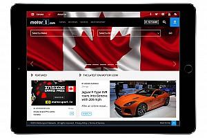 Motor1.com startet kanadische Version