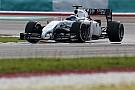 Felipe Massa munkában: Onboard felvétel Malajziából