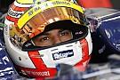 Röviden: Nasr pénteken pályára gurul a Williams színeiben