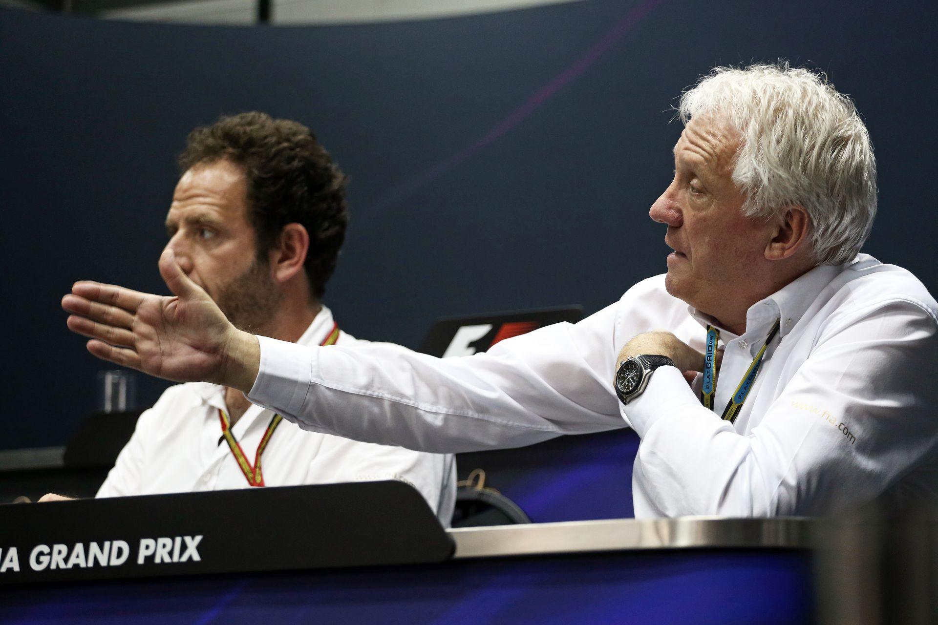 Az FIA figyelmeztette a versenyzőket Bahreinben: Büntetések várhatóak