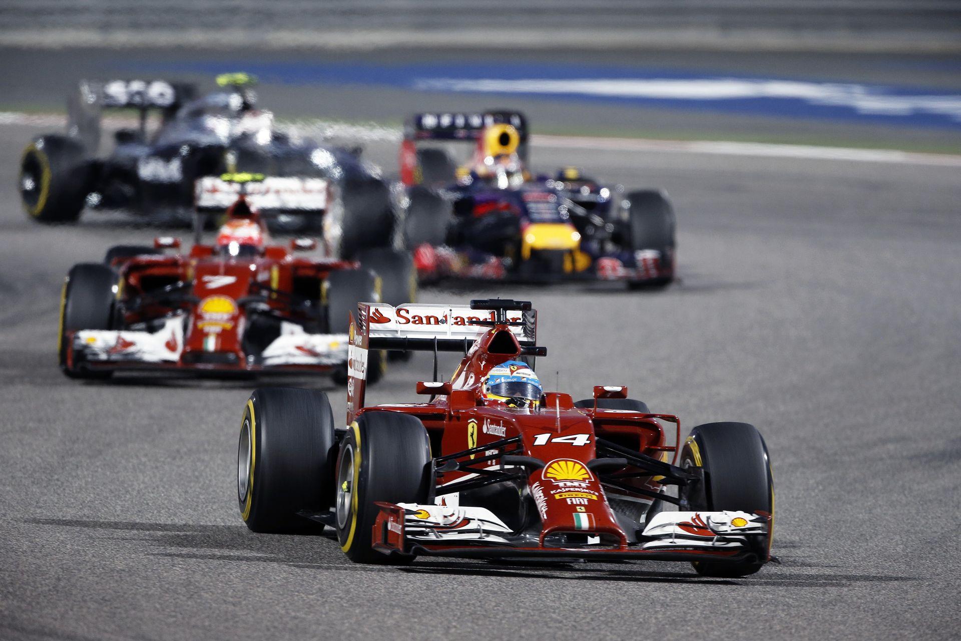 Az Osztrák Nagydíjig semmi kiemelkedőt ne várjunk a Ferraritól?