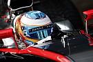 Alonso hulladékot vezetett a Ferrarinál, az időmérő lehet a kulcs Buttonnal szemben
