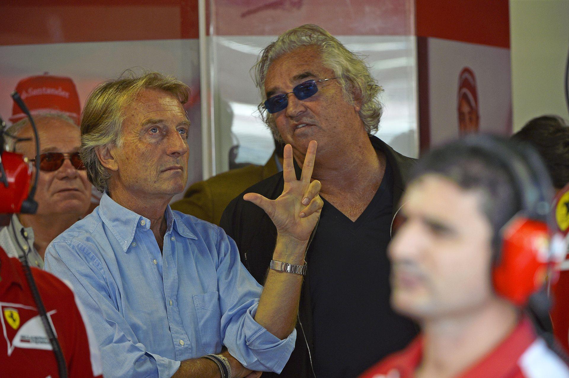 Nagy bejelentés előtt a Ferrari! Briatore visszatér?