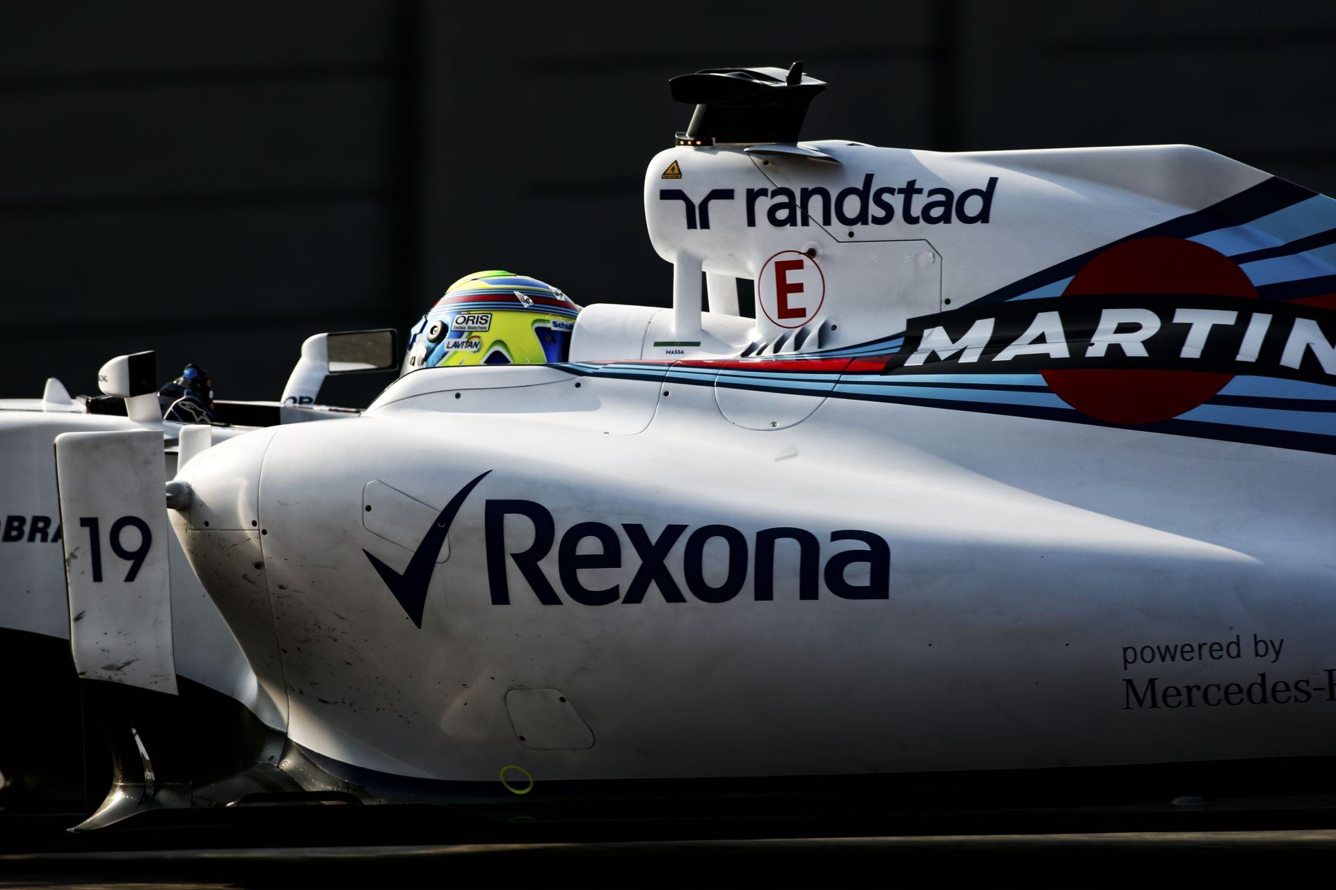 Massa szerint a Williamsben megvan a potenciál