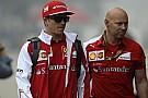 Raikkönen alatt nem akar működni a Ferrari