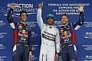 """Hamilton hibátlan, Ricciardo átment """"állatba"""", Vettel egyre feszültebb"""